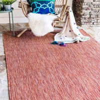 Outdoor Solid Rugs image