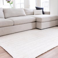 Solid Natural Rugs image