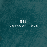 3 FT Octagon Rugs image