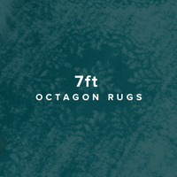 7 FT Octagon Rugs image