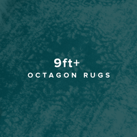 9 FT+ Octagon Rugs image