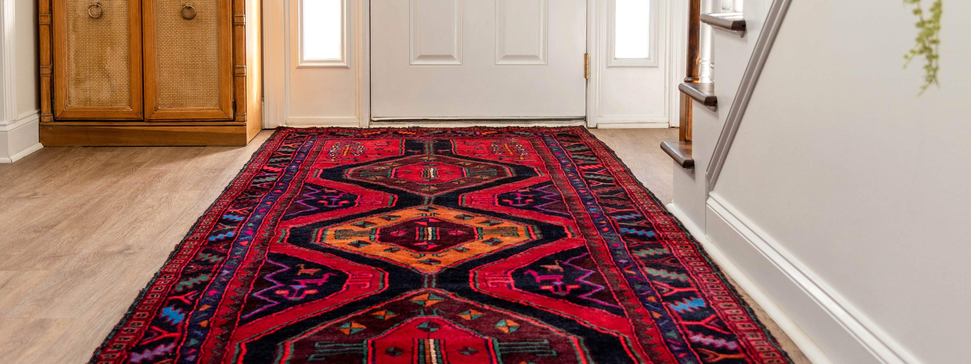 Meshkin Rug Photo