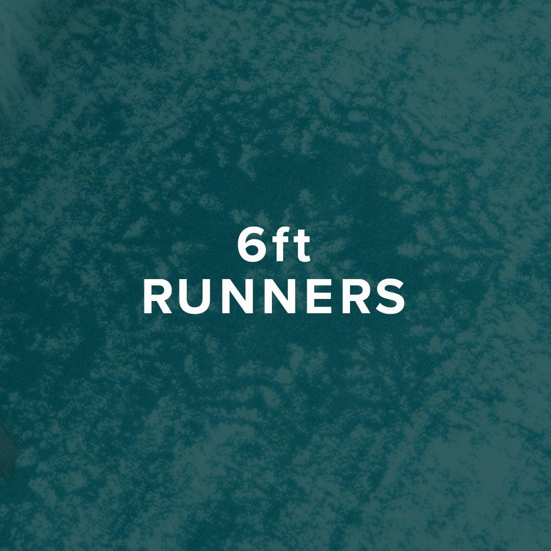 6FT Runners