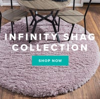 Infinity Shag Rugs image