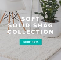 Soft Solid Shag Rugs image