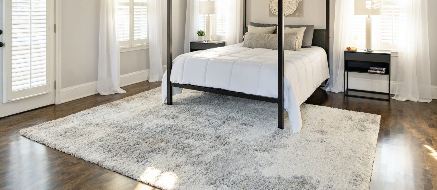 soft touch shag rug image