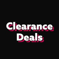 Clearance Deals image