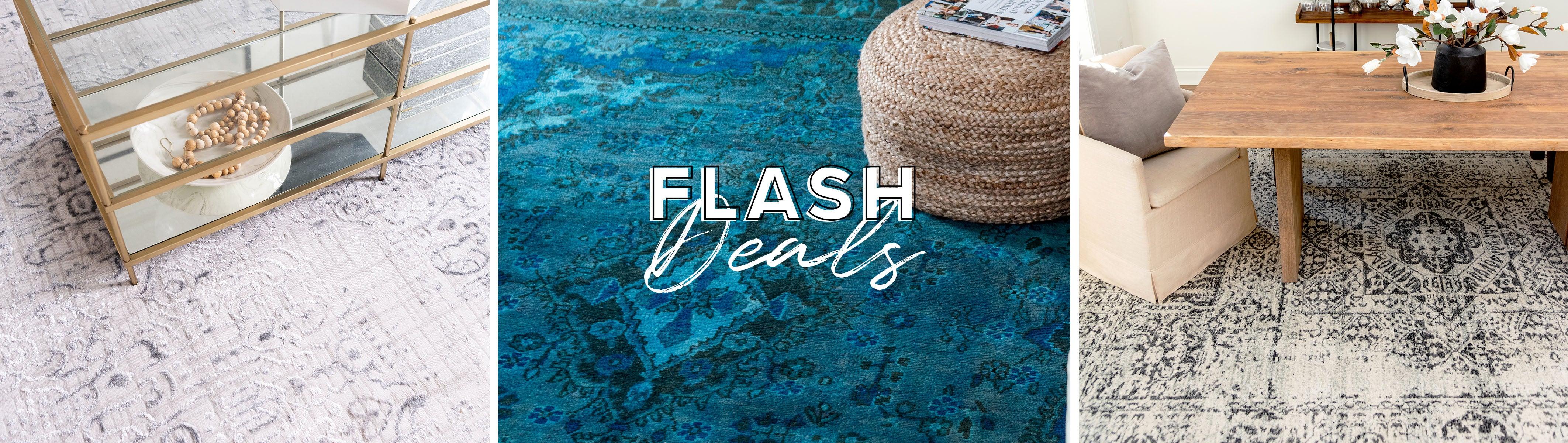 Rugs.com Flash Deals