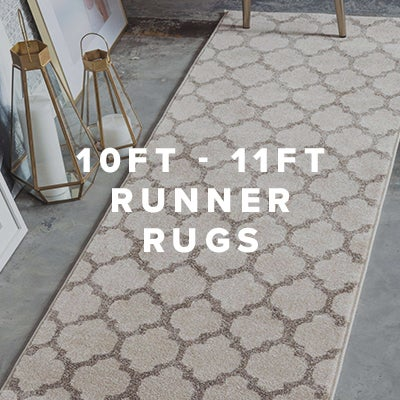 10ft - 11ft Runner Rugs