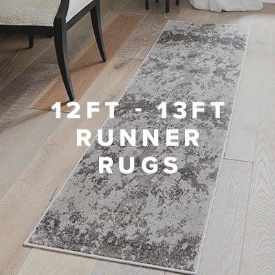 12ft - 13ft Runner Rugs