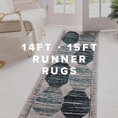 14ft - 15ft Runner Rugs