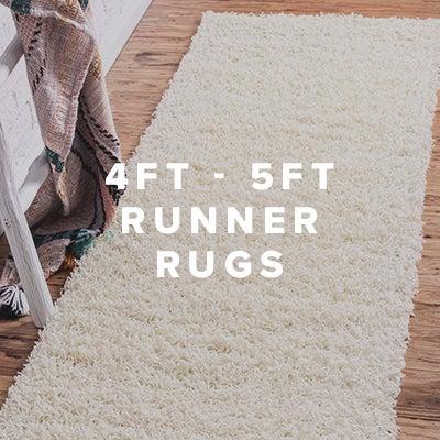 4ft - 5ft Runner Rugs