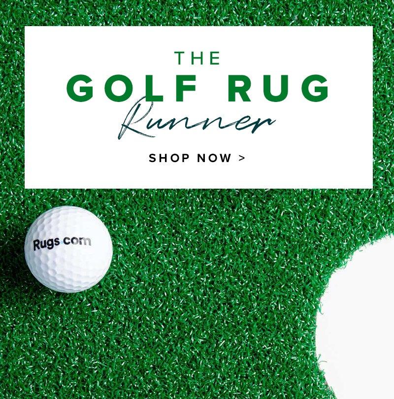 Golf Rug