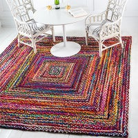 Braided Chindi Rugs image