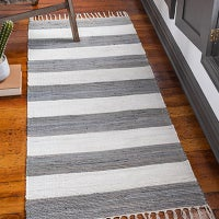 Modern Striped Rugs