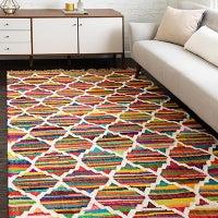 Modern Trellis Rugs image