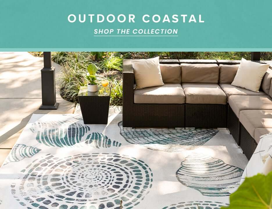 Outdoor Costal rug Collection