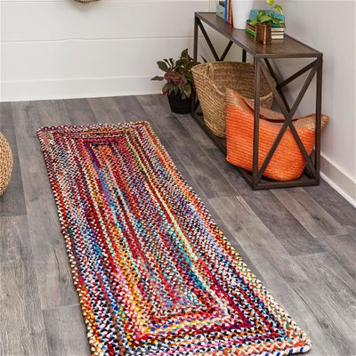 Braided Entryway Rugs