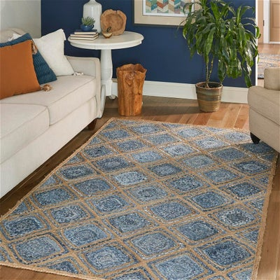 Braided Geometric Rugs