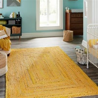 Braided Living Room Rugs image