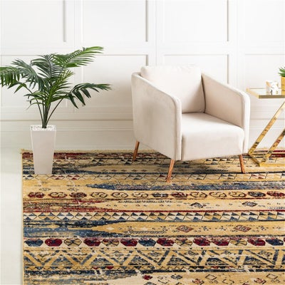 Tribal Square Rugs