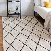 Braided Bedroom Rugs image