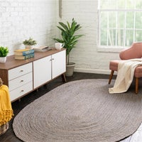 Oval Braided Rugs image