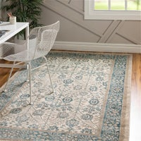 Traditional Floral Rugs image