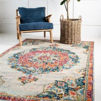 Traditional Medallion Rugs image