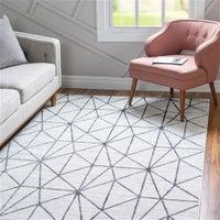 Geometric Trellis Rugs image